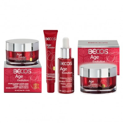 Age Evolution Kit Total  -Couro com rugas subnutridas