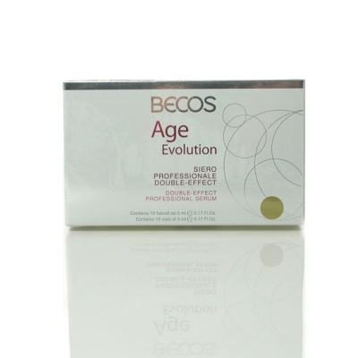 Age Evolution Soro Profissional De Efeito Duplo 10 Com Dose única