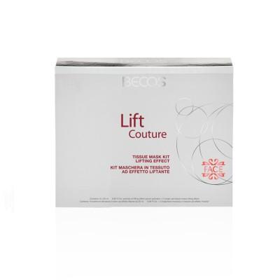 Lift Couture Kit De Máscara De Tecido Com Efeito Lifting Monodose 5