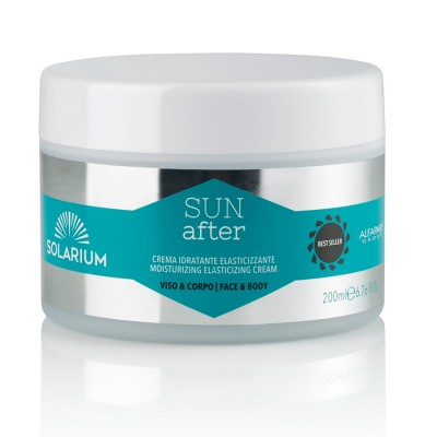 Solarium Sun After Creme Elasticizante Hidratante Pós-sol