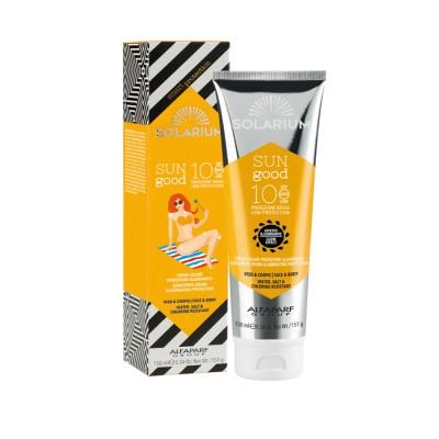 Solarium Sun Good Protecção Solar Protecção Solar Spf10 Face&body