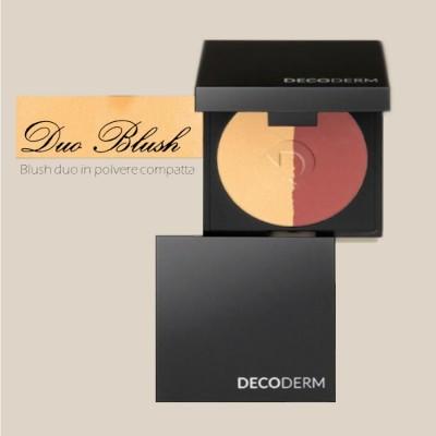 Decoderm Duo Blush Em Pó Compacto Col.04