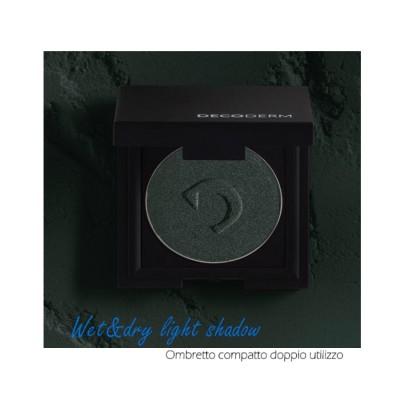 Decoderm Wet & Dry Light Shadow Col.03 Misterious Green
