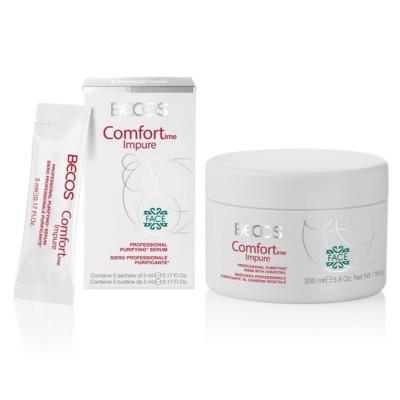 Comfortime Impure Professional- Máscara & Soro (5) Rosto