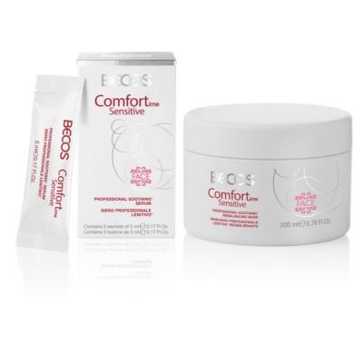 Comfortime Sensitive Professional- Máscara & Soro (5) Rosto