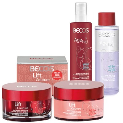 Age Star- Limpeza(2) & Lift Couture- Creme Nutritivo +extraricc